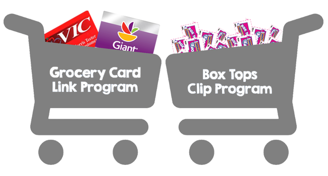 Box Tops and Grocery Card Programs