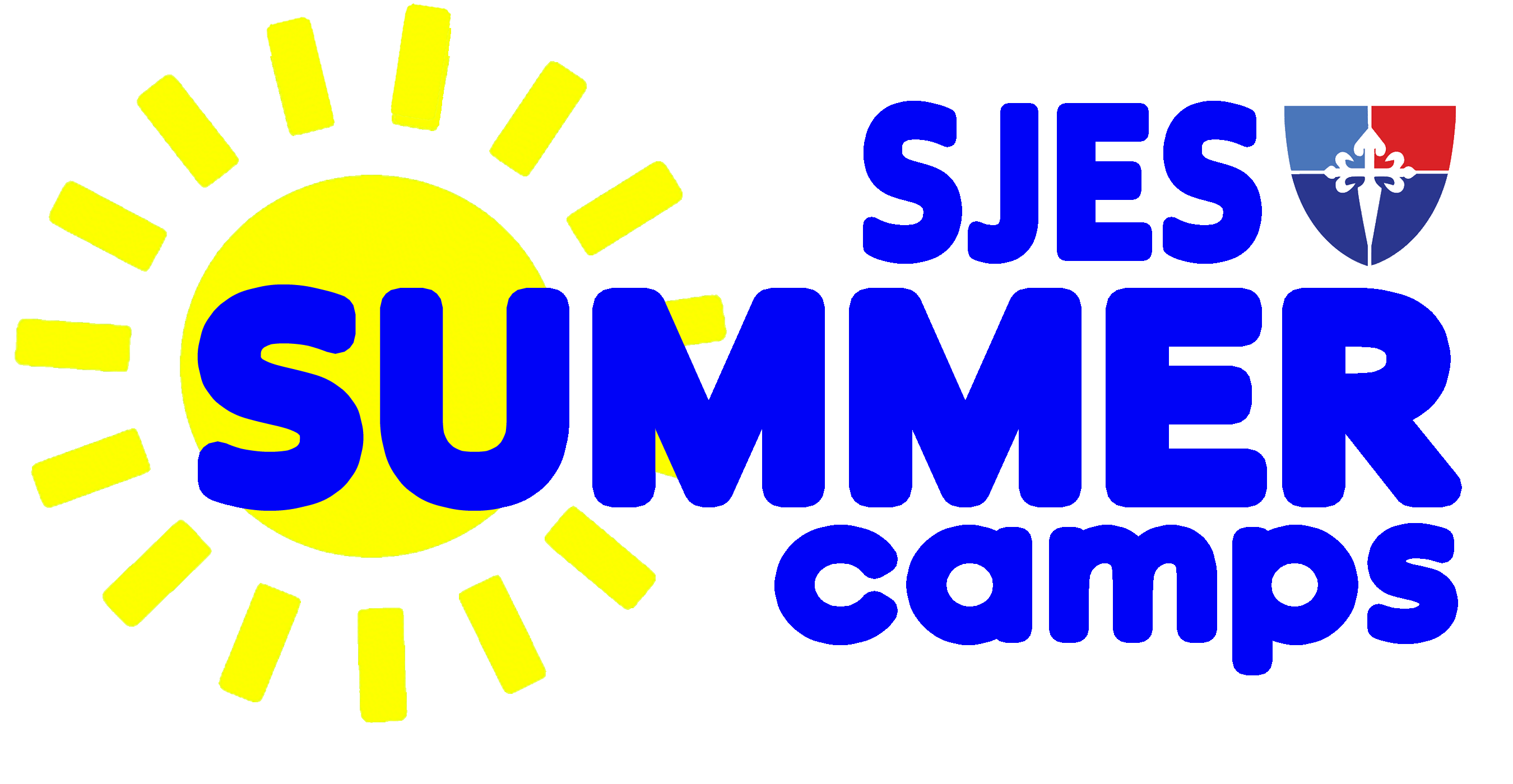 SJES Summer Camp Logo