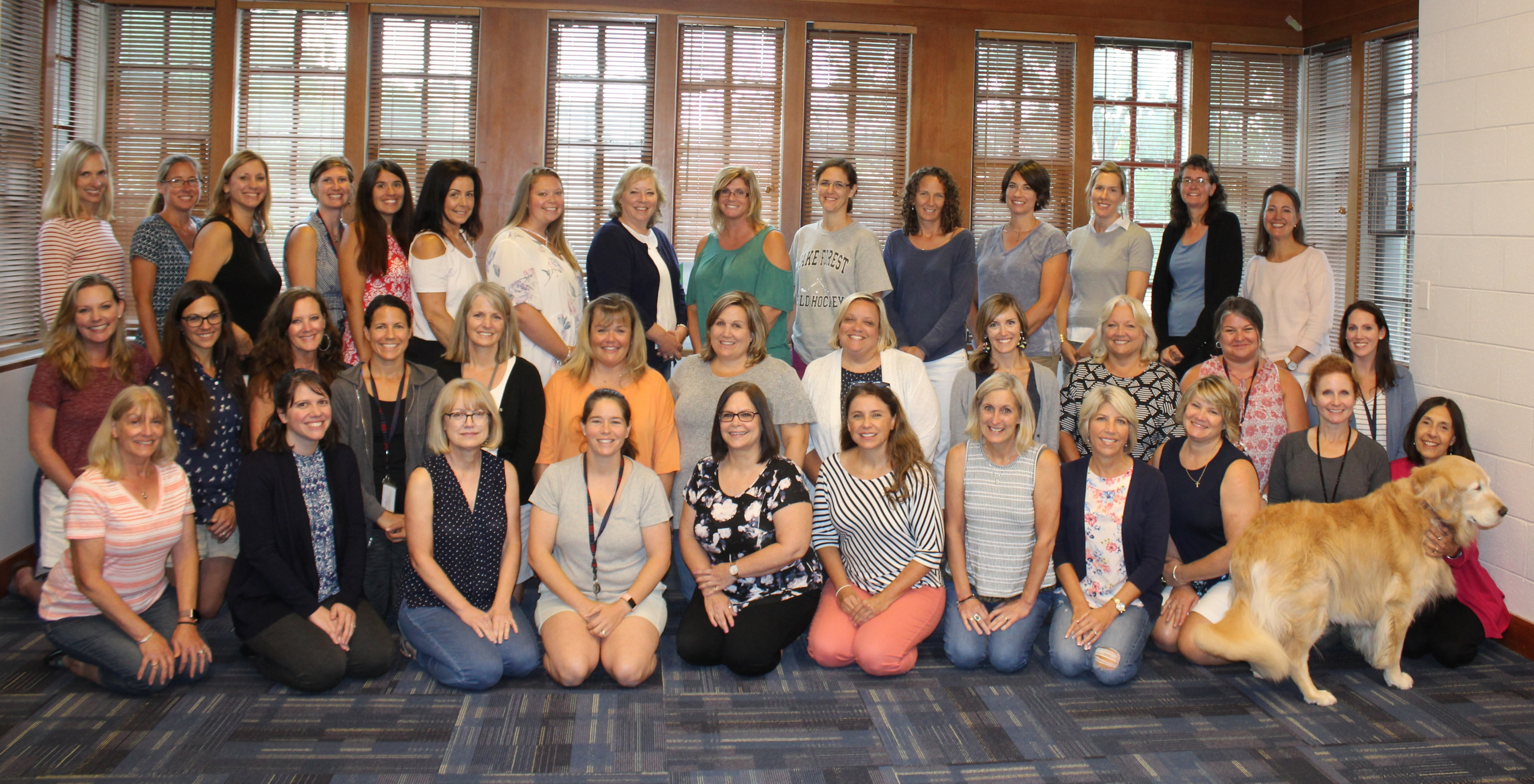 SJES Faculty and Staff photo